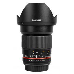 Obiettivo Samyang 24mm f/1,4 ED AS UMC x Canon