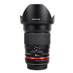 Obiettivo Samyang AE 35mm f/1.4 AS UMC x Canon