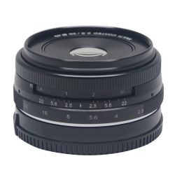Obiettivo Meike MK-28mm F2.8 per Fujifilm Fuji X mount