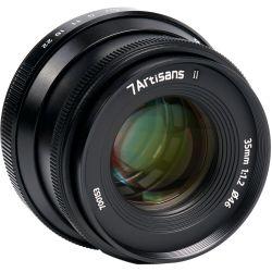 Obiettivo 7Artisans 35mm F1.2 APS-C Mark II - Canon EOS M