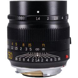 Obiettivo TTArtisan 50mm F1.4 per mirrorless Leica M