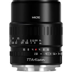 Obiettivo TTArtisan 40mm F2.8 Macro APS-C - Sony E