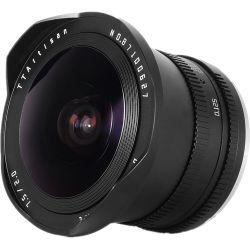 Obiettivo TTArtisan 7.5mm f/2 Fisheye - Micro Quattro Terzi