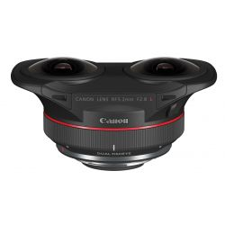 Obiettivo Canon RF 5.2mm f/2.8L Dual Fisheye 3D VR per mirrorless EOS R