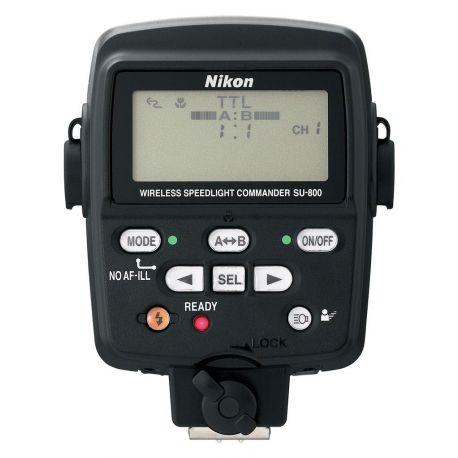 Unità Pilotaggio Nikon SU-800 SU800 SU 800 Wireless Speedlight Commander