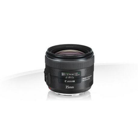 Obiettivo Canon EF 35mm f/2 IS USM Lens