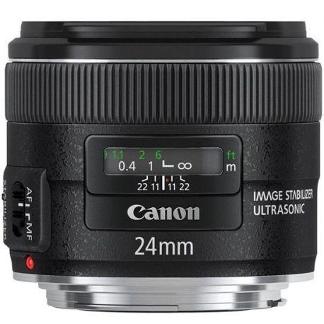 Obiettivo Canon EF 24mm f/2.8 IS USM Lens