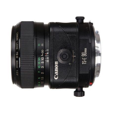 Obiettivo Canon Decentrabile TS-E 90mm f/2.8