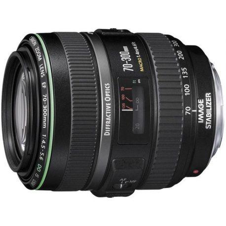 Obiettivo Canon EF 70-300mm 70-300 f/4.5-5.6 DO IS USM