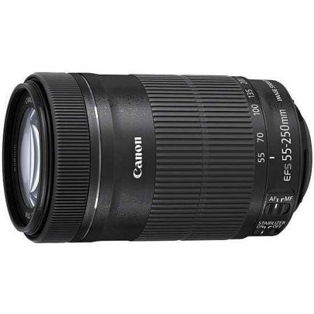 Obiettivo Canon EF-S 55-250mm f/4-5.6 IS STM