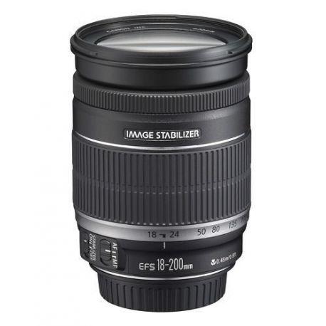 Obiettivo Canon EF-S 18-200mm 18-200 f/3.5-5.6 IS