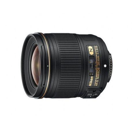 Obiettivo Nikon AF-S NIKKOR 28mm f/1.8G Lens