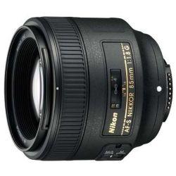 Obiettivo Nikon 85mm f/1.8G AF-S Nikkor