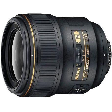 Obiettivo Nikon AF-S NIKKOR 35mm f/1.4G f 1.4G f1.4G