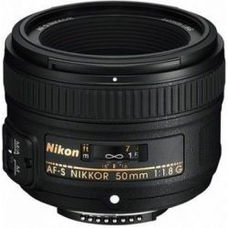Obiettivo Nikon AF-S NIKKOR 50mm f/1.8G