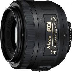 Obiettivo Nikon AF-S DX NIKKOR 35mm f/1.8G