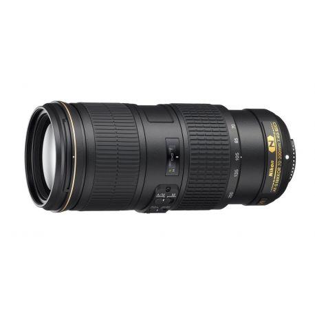 Obiettivo Nikon AF-S NIKKOR 70-200mm 70-200 f/4G ED VR Lens