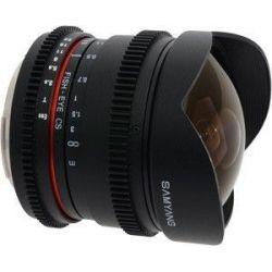 Obiettivo Samyang 8mm T3.8 Asph IF MC Fisheye CS VDSLR x Nikon