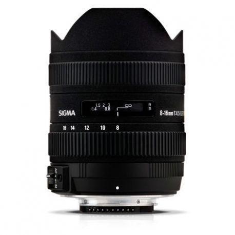 Obiettivo Sigma 8-16mm F/4.5-5.6 DC HSM per Canon