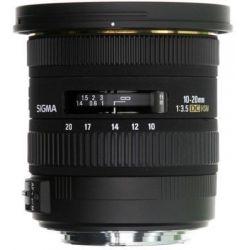 Obiettivo Sigma DC 10-20mm F3.5 EX HSM per Nikon