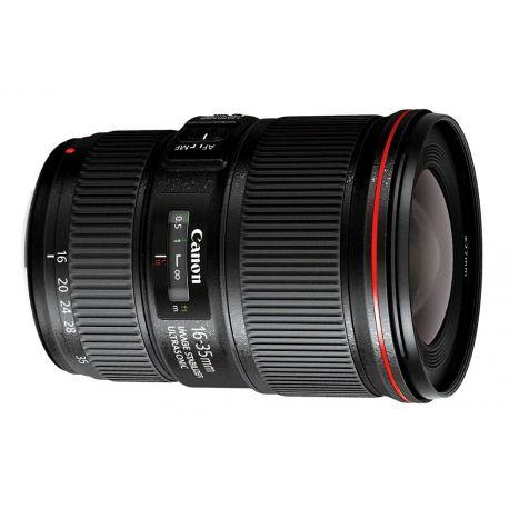 Obiettivo Canon EF 16-35mm f/4L IS USM 16-35 Lens