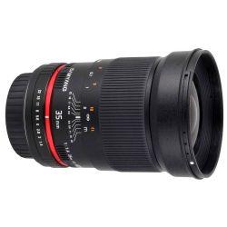 Obiettivo Samyang AE 35mm f/1.4 AS UMC x Nikon Lens