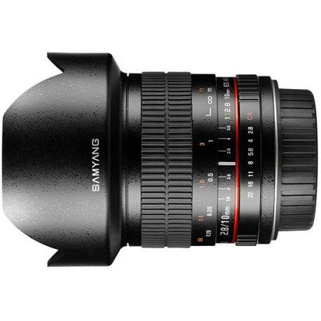 Obiettivo Samyang 10mm f/2.8 ED AS NCS CS x Nikon Lens