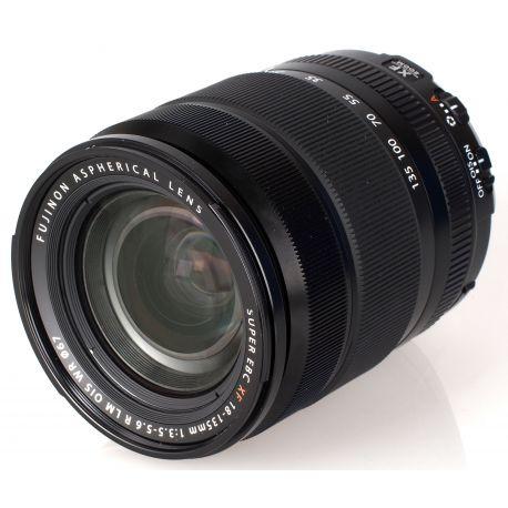 Obiettivo FUJINON XF18-135mm F3.5-5.6 R LM OIS WR XF 18-135mm x Fuji Fujifilm