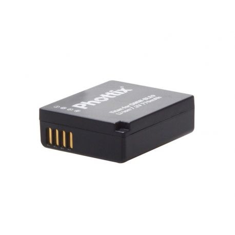 Phottix TITAN Batteria Ricaricabile DMW-BLE9 per Panasonic GF3 DMCS6K DMCF3K
