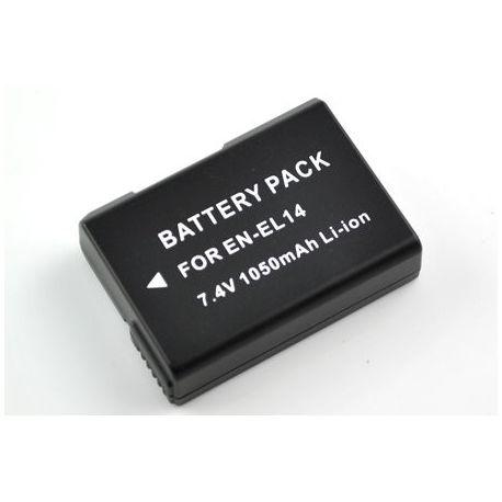 Batteria Nikon EN-El14 EN El14 ENEl14 compatibile x P7000 P7100