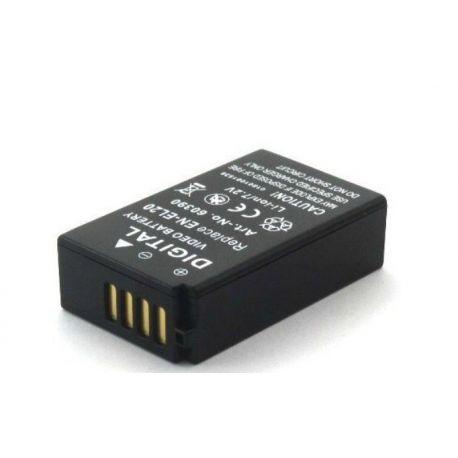 Batteria compatibile Nikon EN-EL20 EL20 x Nikon 1 J1 battery pack