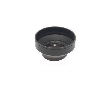 Phottix 3-GRADI Paraluce di Gomma Universale 58mm 3-Stage