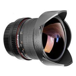 Obiettivo Samyang 8mm f/2.8 Fish-eye CS II x Fuji Fujifilm X