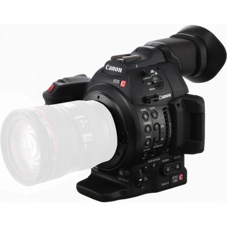 Videocamera Canon EOS C100 Mark II Cinema Camera solo corpo body (EF) mk2
