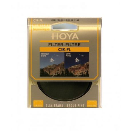 HOYA Filtro Polarizzatore PL-CIR 82mm HOY PLC82
