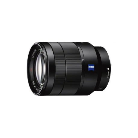 Obiettivo Sony Vario-Tessar T* FE 24-70mm F4 ZA OSS 24-70 E-Mount Lens