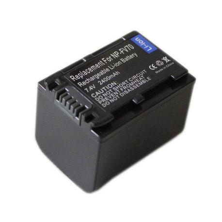 Batteria Sony NP-FV100 x Sony SX43E XR550E CX100E DVD510E SX44E XR550VE CX105E DVD610E