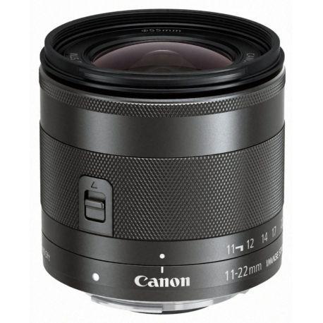 Obiettivo Canon EF-M 11-22mm F4-5.6 IS STM 11-22 per EOS M