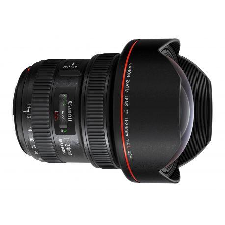 Obiettivo Canon EF 11-24mm f/4L USM 11-24 Lens