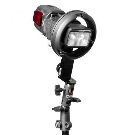 Phottix HS Speed Mount II kit combo Varos II BG Attacco adattatore Bowens