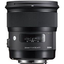 Obiettivo Sigma 24mm F1.4 DG HSM Art x Canon Lens