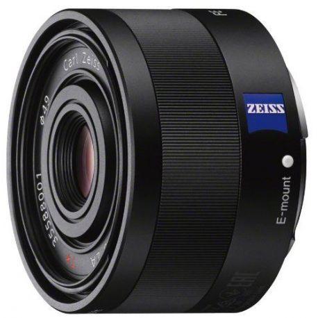 Obiettivo Sony Carl Zeiss Sonnar T* FE 35mm F2.8 ZA Lens SEL35F28Z E-Mount