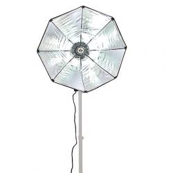 FotoQuantum StudioMax Daylight 450 + Softbox Ottagonale 55cm
