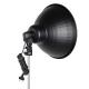 FotoQuantum StudioMax Daylight 450W con riflettore