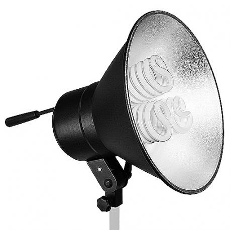 FotoQuantum StudioMax Daylight 750W con riflettore