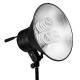 FotoQuantum StudioMax Kit Daylight 750W con riflettore + stativo lampada 2.6m