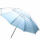 FotoQuantum StudioMax Kit 55Ws Sincro Flash FQ-CY3000 + Treppiede 2m + Ombrello Traslucido Bianco 110cm