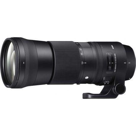 Obiettivo Sigma 150-600mm f/5-6.3 DG OS HSM Contemporary x Canon 150-600