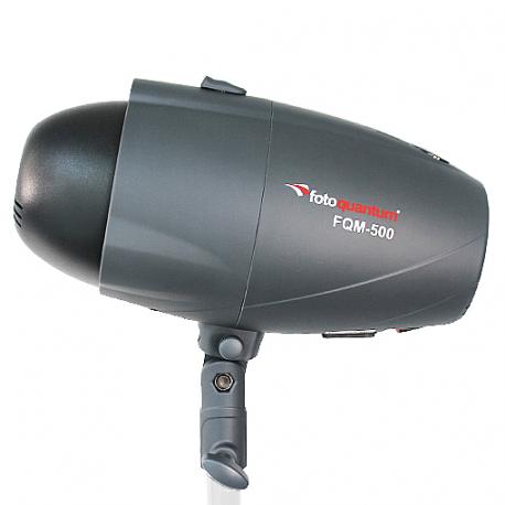 FotoQuantum LightPro Flash Unita' FQM-500 (montaggio Bowens)