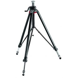 Manfrotto Lighting Treppiedi in alluminio Triaut nero 058B